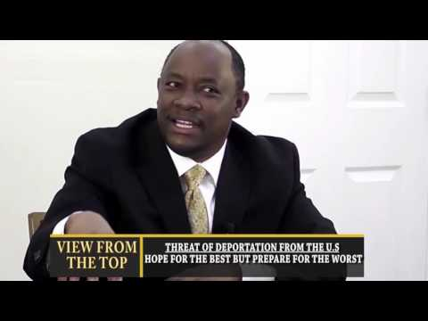 Attorney Japheth Matemu discusses immigration implications of Trump presidency