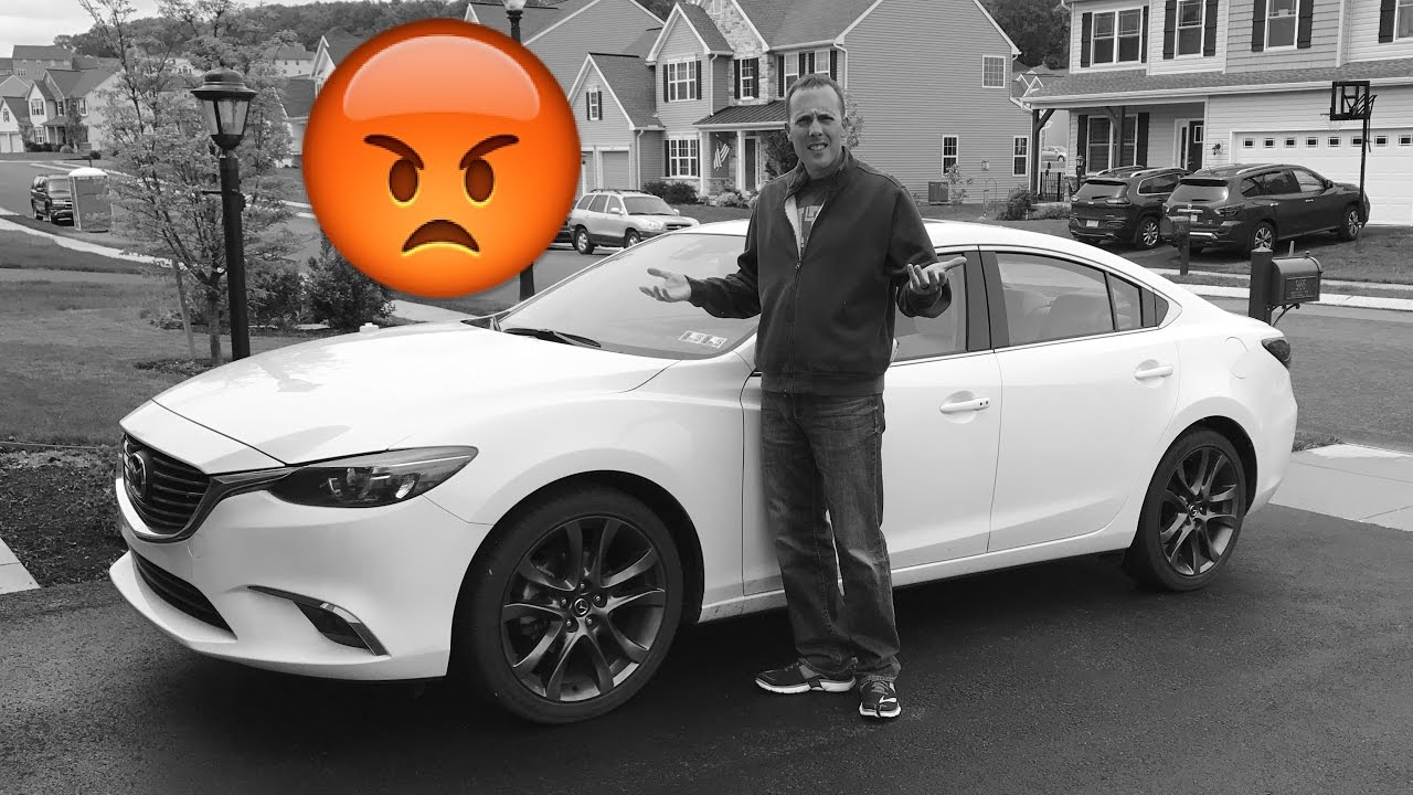 5 Things I About my Mazda6 GT - YouTube