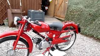 Moto Guzzi Cardellino in Denmark (Part 2)