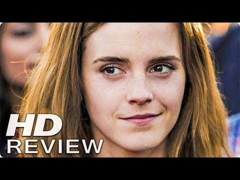 THE CIRCLE Kritik Review (2017)