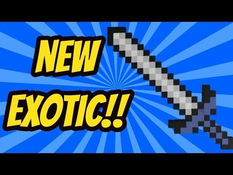 BRAND NEW PIXEL KNIFE!! (ROBLOX ASSASSIN)