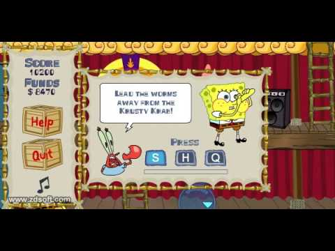 Spongebob GamePlays: The Best Day Ever (#27)