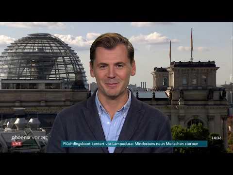 Daniel Gerlach zum Militärkonflikt in Syrien:  am 07.10.19