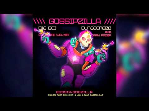 Big Boi - Gossipzilla ft. Big K.R.I.T., UGK & Blue Oyster Cult (Dungeoneze Remix)