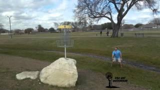 Daredevil Discs Moose - One Disc Round of Disc Golf