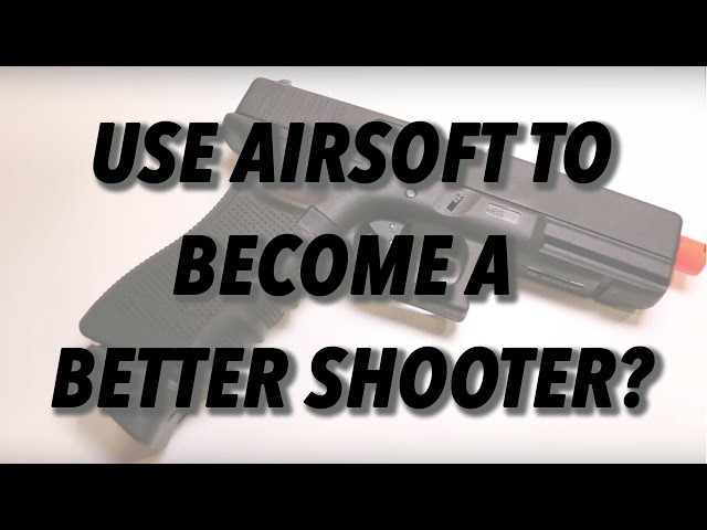 Using Airsoft for Firearms Training – Realistic Options from Elite Force Airsoft