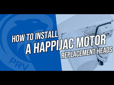 How to install a Happijac Motor Head Happijac Wireless Remote Wiring Diagram on