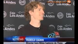 Visita de Niños Cantores de Viena a la ciudad | Antofagasta TV Noticias