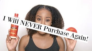 Products I Will NEVER Purchase Again | Anti-Haul | Natural Hair
