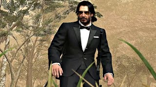 John Wick Gameplay Mod - Metal Gear Solid 5 [4K 60FPS]