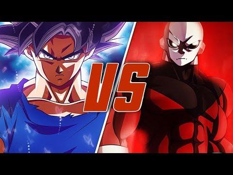 SON GOKU VS JIREN | DRAGONBALL SUPER RAP BATTLE (prod. by ODECE & CXDY)