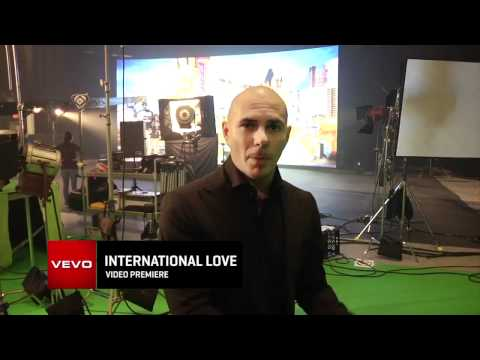 Pitbull - International Love (official video)