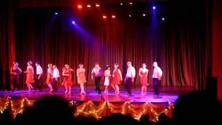 Queen's SALSA Dirty Dancing Performance!