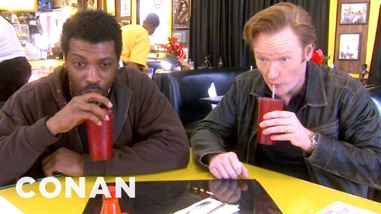 Conan & Deon Cole's Soul Food Adventure - CONAN on TBS