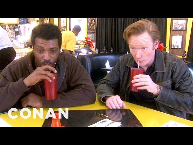 Conan & Deon Coles Soul Food Adventure - CONAN on TBS