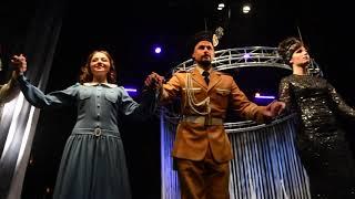 Смотреть видео 2020.01.19 Москва.Театр п/р Джигарханяна. Тетка Чарли (поклоны) онлайн