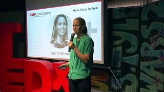 Die Demokratie auf unseren Tellern | Judith Ellens | TEDxZurichSalon