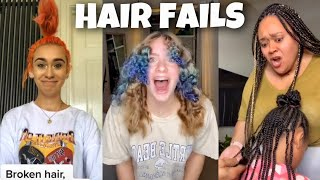 Hair Fails TikTok Compilation