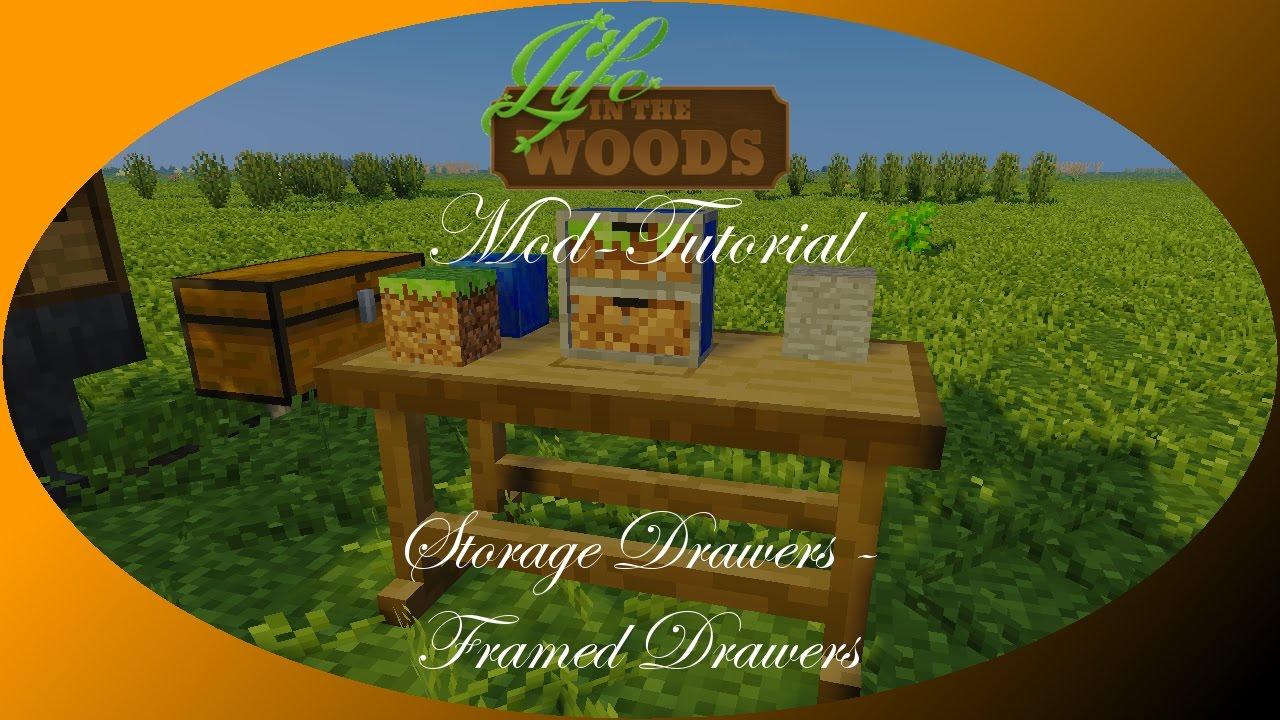 Storage Drawers (4/4) - Framed Drawers [Tutorial | Erklärung ...