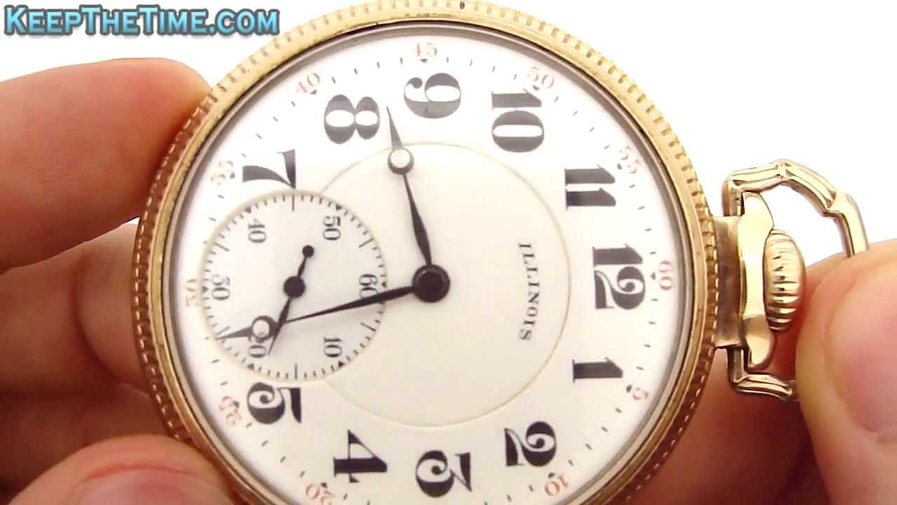 illinois watch company serial numbers