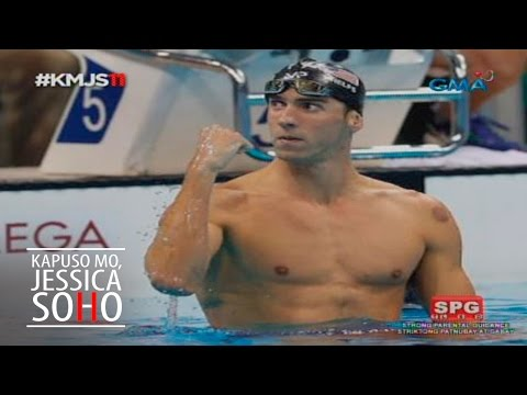 Kapuso Mo, Jessica Soho: The circular marks on Michael Phelps' body