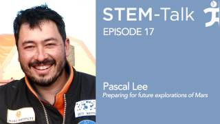 Episode 17  Dr  Pascal Lee talks about preparing for the exploration of Mars & its moons