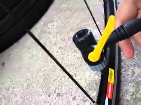 Repair of joe blow topeak track pump failure youtube.