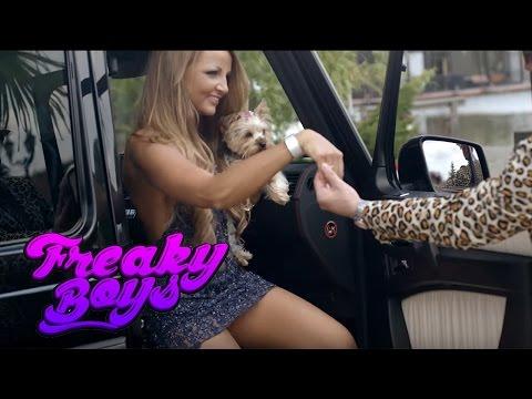 Freaky Boys - Chciałbym się zakochać w Tobie (Official Video)