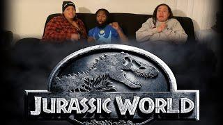 Jurassic World (2015) - Movie Reaction