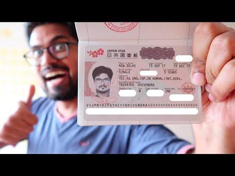 Japanese Visa | Job On Tourist Visa? | Indian In Japan
