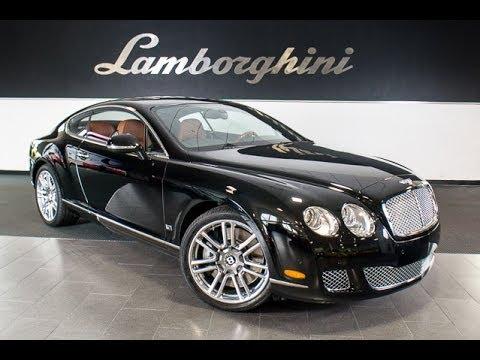 2010 Bentley Coupe
