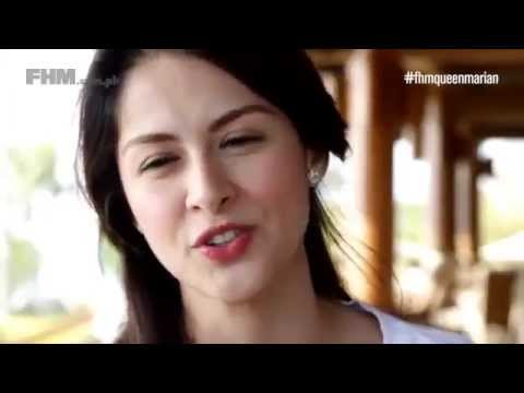 FHM Asks Stupid Questions To Marian Rivera