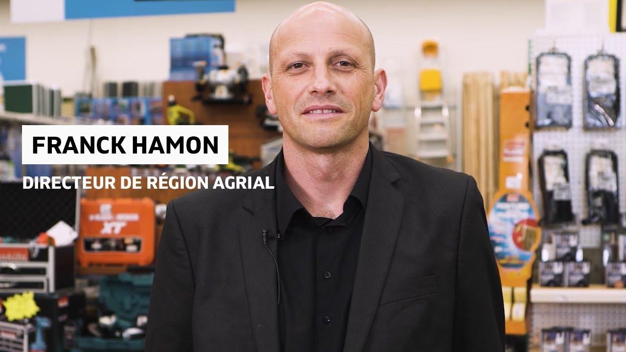 [Talents] Portrait de Franck Hamon, directeur de région chez Agrial