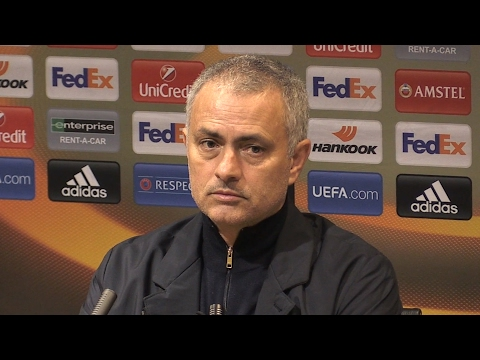 Jose Mourinho Full Pre-Match Press Conference - Blackburn Rovers v Manchester United - FA Cup