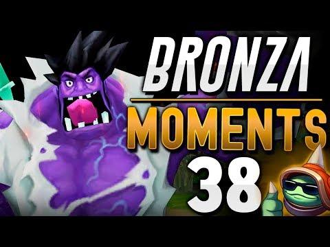 LOS PENTAKILLS DE HIERRO | BRONZA MOMENTS (Capítulo 38) League of Legends thumbnail