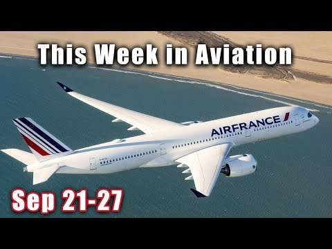 Airlines Bankruptcies Fleet News | This Week In Aviation Podcast