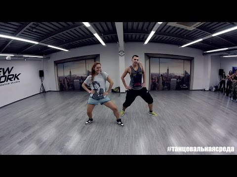 """Major Lazer - Light It Up (feat. Nyla)"" Dancehall Choreography by Alexander Nikiforov"