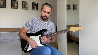 Dreams - Fleetwood Mac Guitar Cover