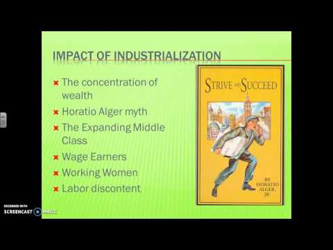 The Rise of Industrial America II