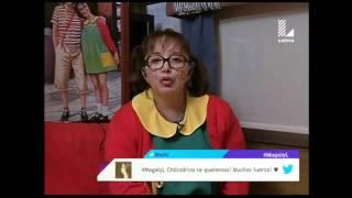 Chilindrina a Magaly: 'Florinda destruyó el matrimonio de Chespirito' thumbnail