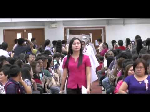 UE EHSD High School Commencement Rites 2015 Part 1