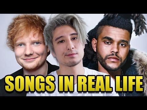 SONGS in REAL LIFE   Julien Bam