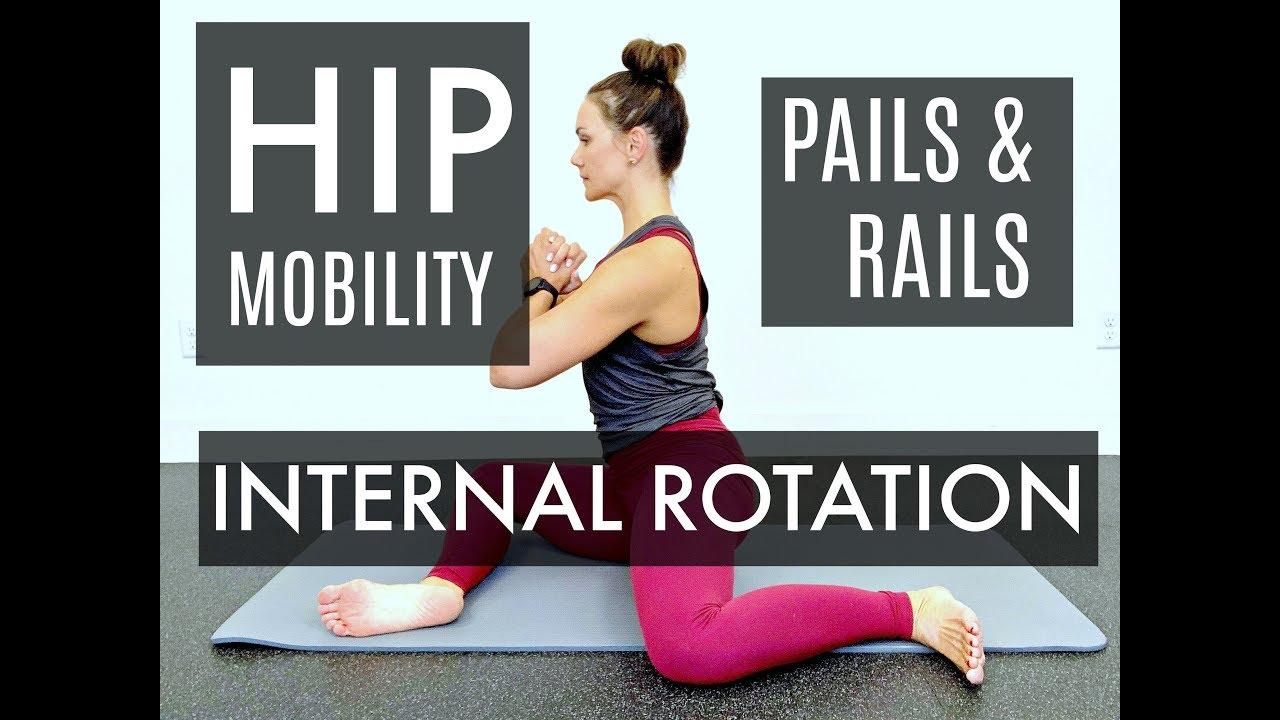 Functional Range Conditioning - Hip Internal Rotation - PAILS, RAILS & LIFT OFFS