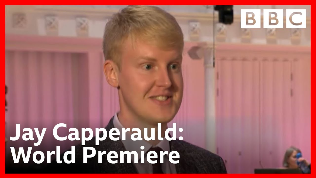Jay Capperauld's 'Circadian Refrains (172 Days Until Dawn)'   World Premiere, BBC Commission