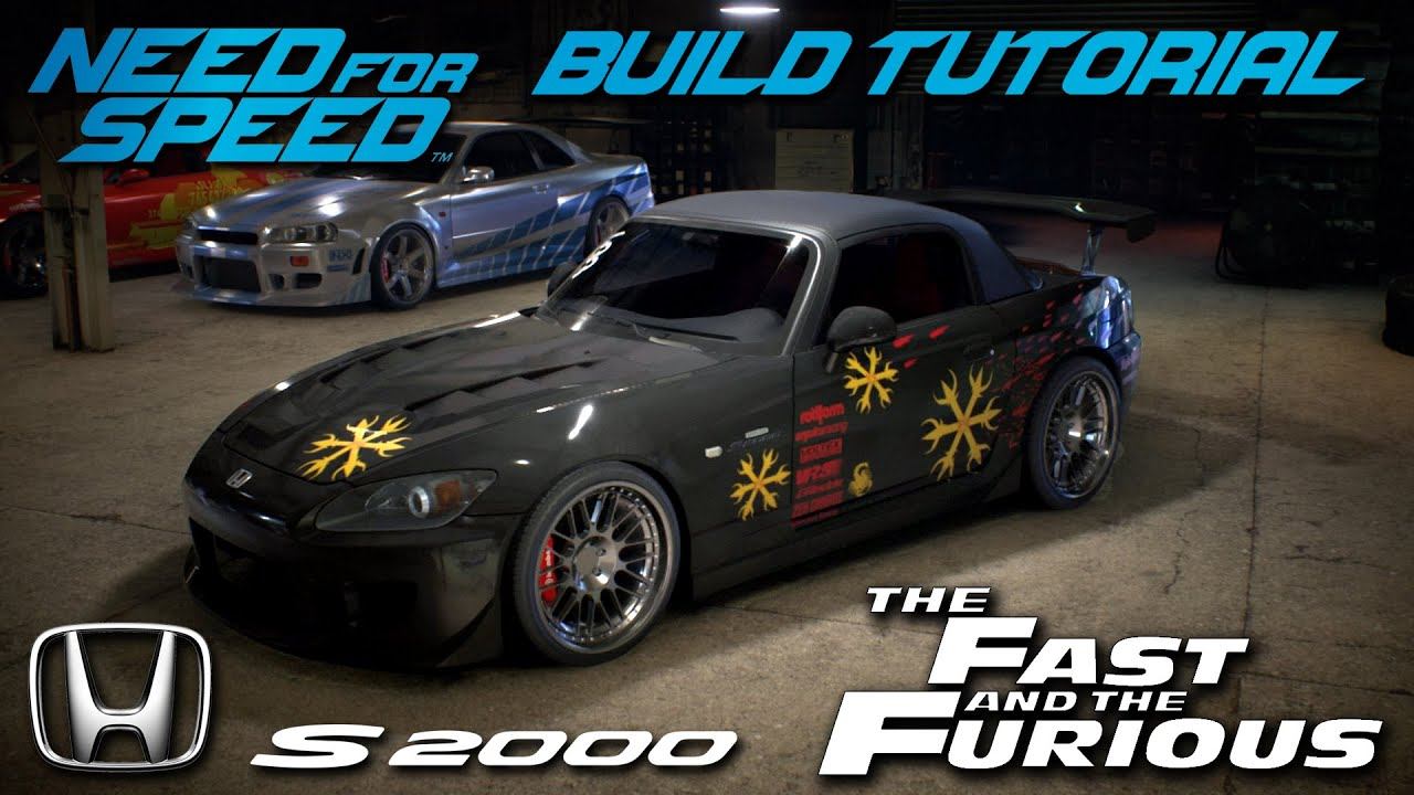 need for speed 2015 the fast the furious johnny tran 39 s. Black Bedroom Furniture Sets. Home Design Ideas
