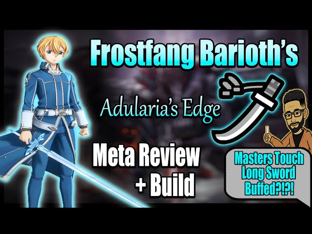 Frostfang Barioth S Long Sword Meta Review Build Masters Touch