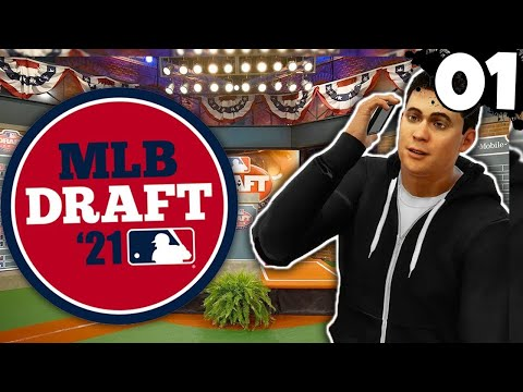 DRAFTED BY A SHOCKING TEAM! MLB The Show 21   Road To The Show Gameplay #1