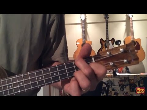 Muj The Thrill Is Gone Bb King Ukulele Tutorial Youtube