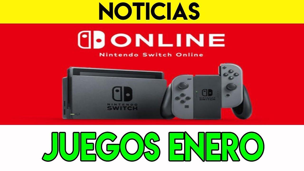 Confirmados 100 Nintendo Switch Online Sus Juegos
