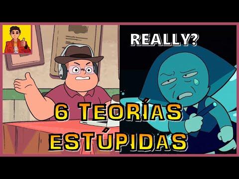6 Teorías Estúpidas De Steven Universe